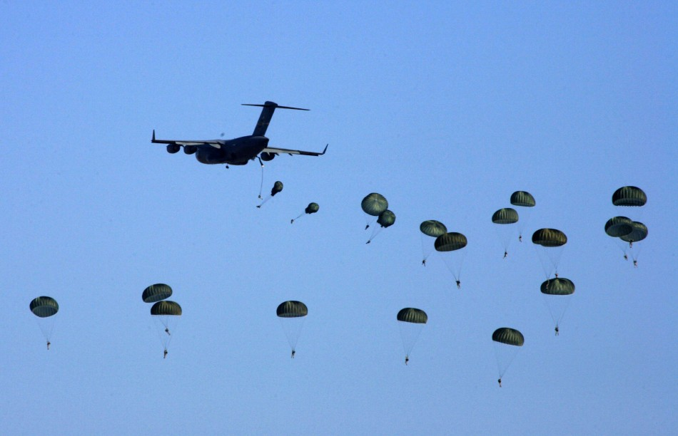 Bright Star military exercise