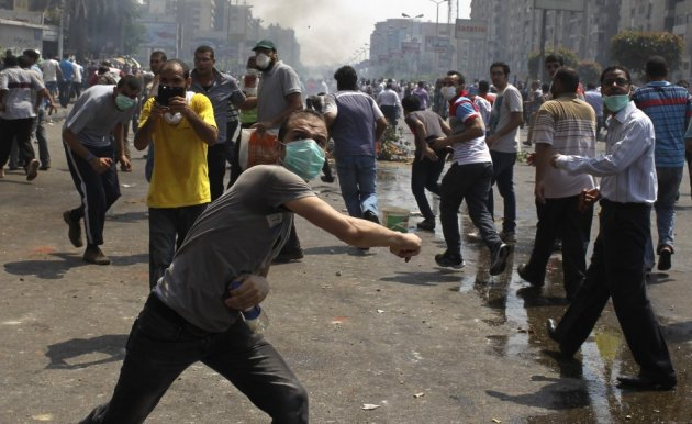 Egypt to witness Muslim Brotherhood's 'Friday of anger' protests