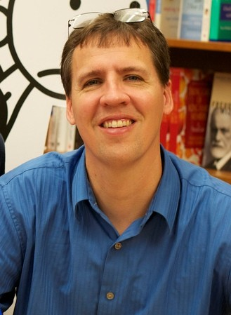 6. Jeff Kinney tied with Janet Evanovich