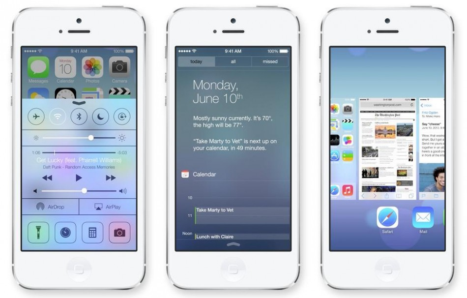 iOS 7 Gold Master Due for Release 5 September