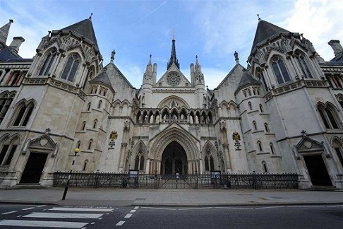 The case was heard at the Court of Protection  at the Royal Courts of Justice (Reuters)