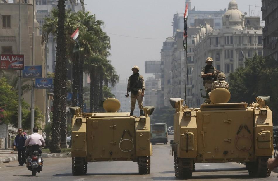 Cairo military