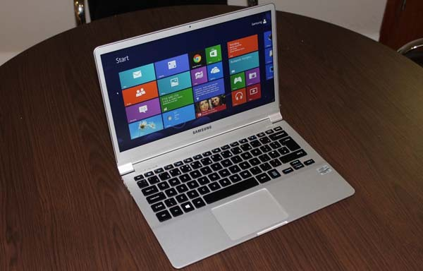 Samsung Series 9 2013 Laptop Review