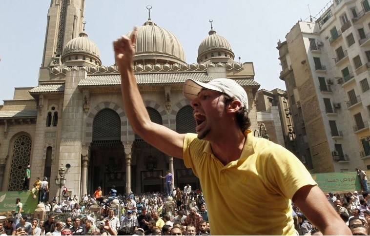 Ramses Square protests