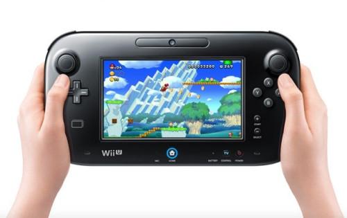 Nintendo Wii U Console (Credit: www.nintendo.com)