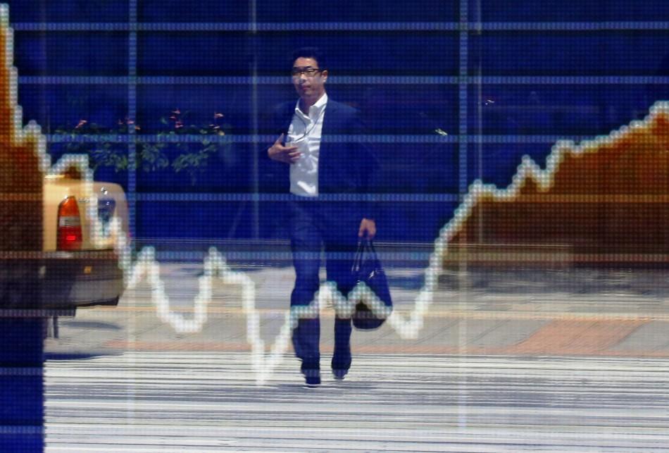 Hong Kong's Hang Seng finishes higher in the week ending 17 August.