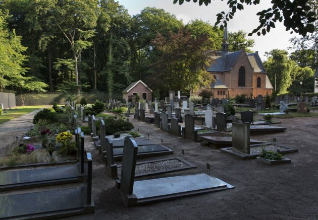 The Stulpkerk church, where Prince Friso was laid to rest. (Photo: Reuters)