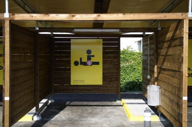 Zurich Unveils Outdoor Sex Boxes In 163 1 5m Drive To Clean