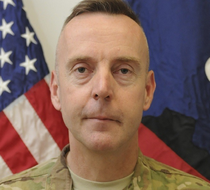 Brigadier General Jeffrey Sinclair, a U.S. Army general facing charges of forcible sodomy and engaging in inappropriate relationships