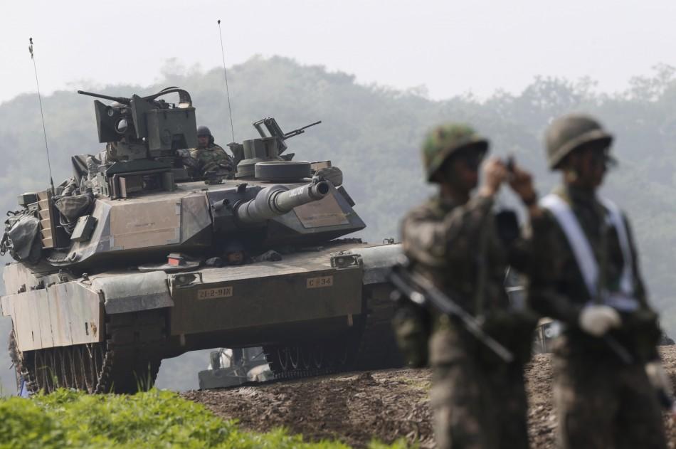 US-South Korea begin two-week long joint war drills