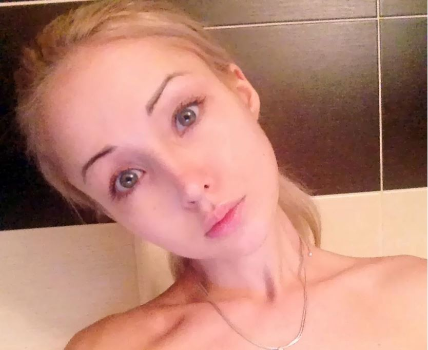Real-Life Barbie Doll Valeria Lukyanova