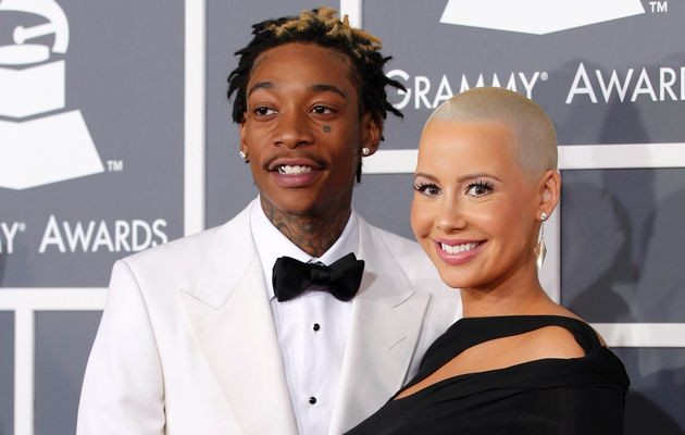 Amber rose twerks in a wedding dress the night before her