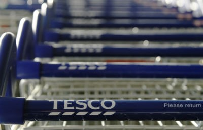 Tesco Plans Tablet Launch for Christmas