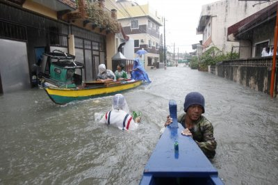 Philippines Monsoon
