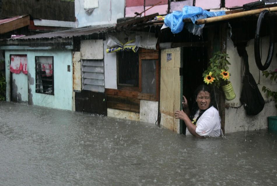 Manila rains