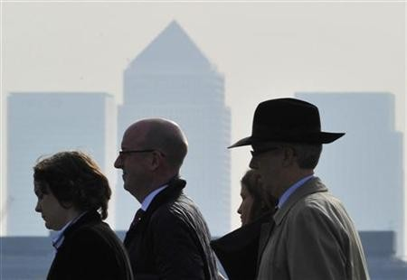 Over nine out of ten financial firms believe they will lose staff if they don't increase basic salaries to counteract EU bonus cap rules (Photo: Reuters)