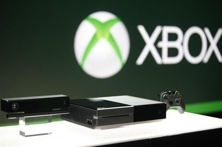 Microsoft Xbox One (Credit: Reuters)