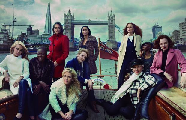 Marks & Spencer Annie Leibovitz campaign