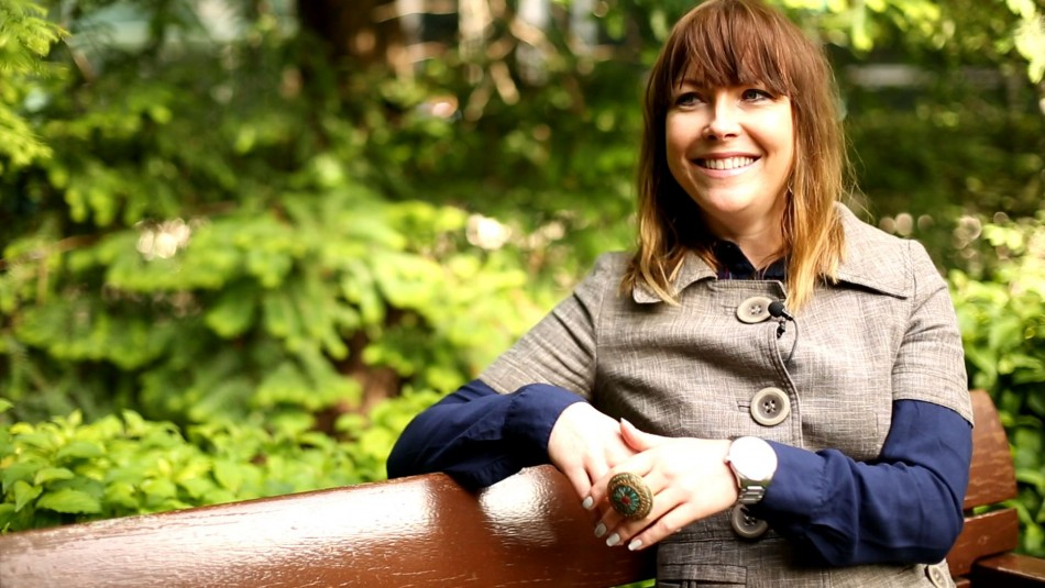Dr Jo Twist, CEO of UK Interactive Entertainment about getting more women into coding and the gaming industry (Photo: IBTimes UK)