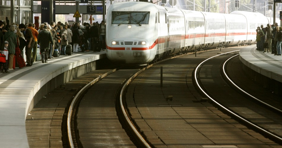 Al-Qaida train europe