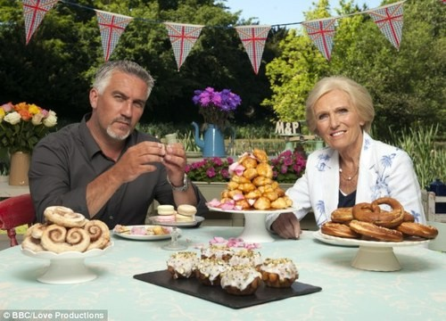 Mary Berry (food writer)