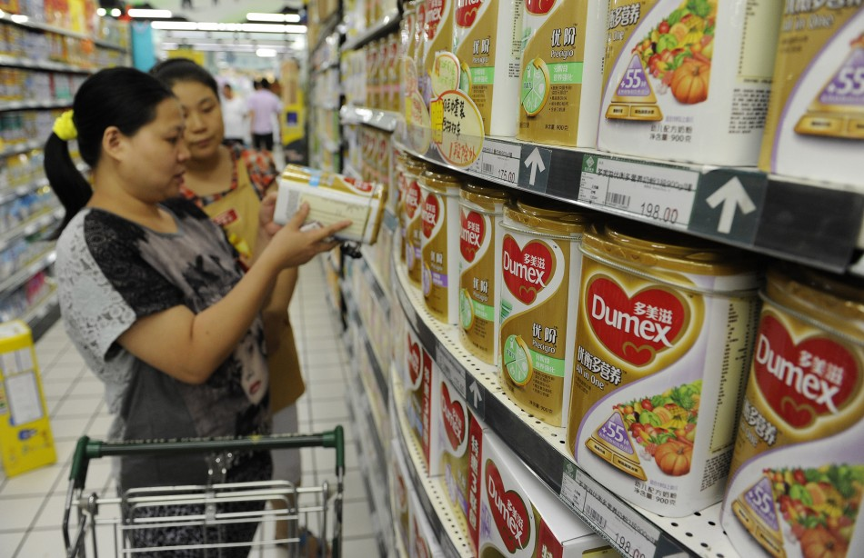 China bans New Zealand's Westland's dairy products