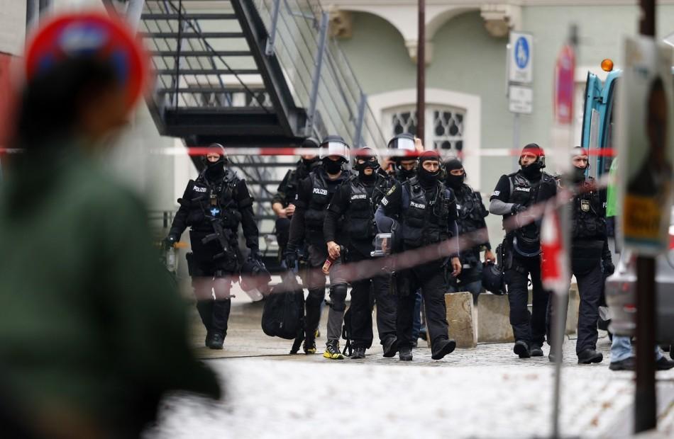 Ingolstadt hostage