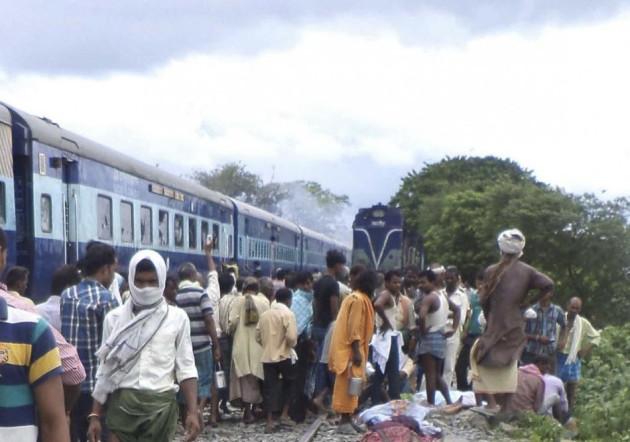 India train crash