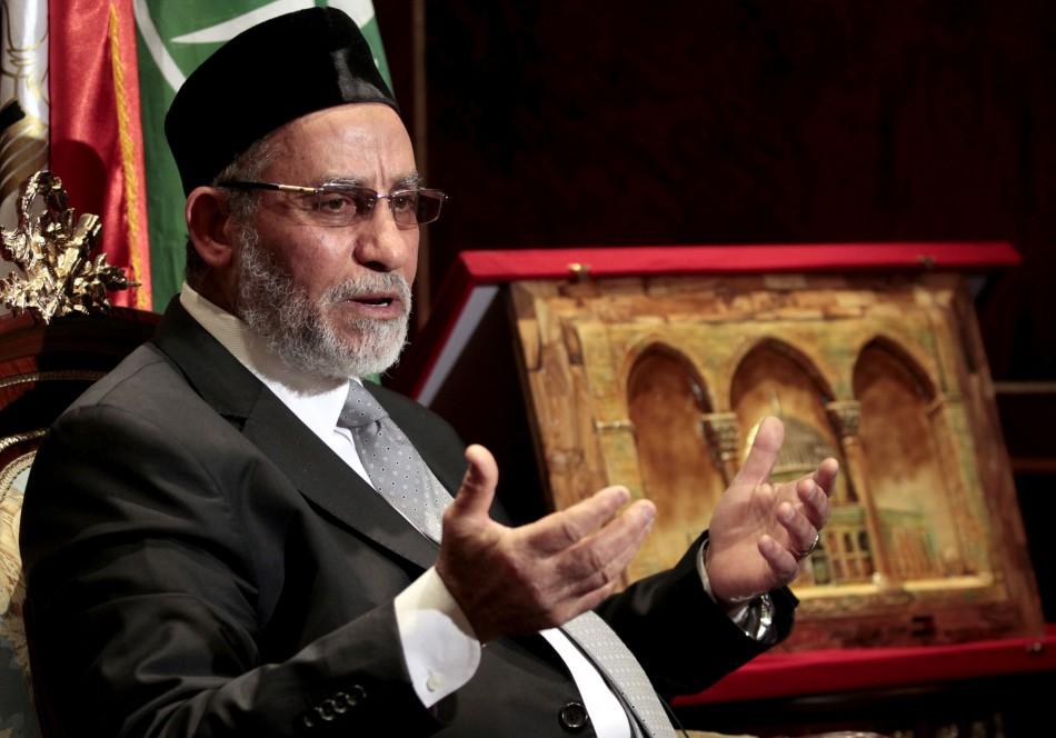 Brotherhood's spiritual leader arrested