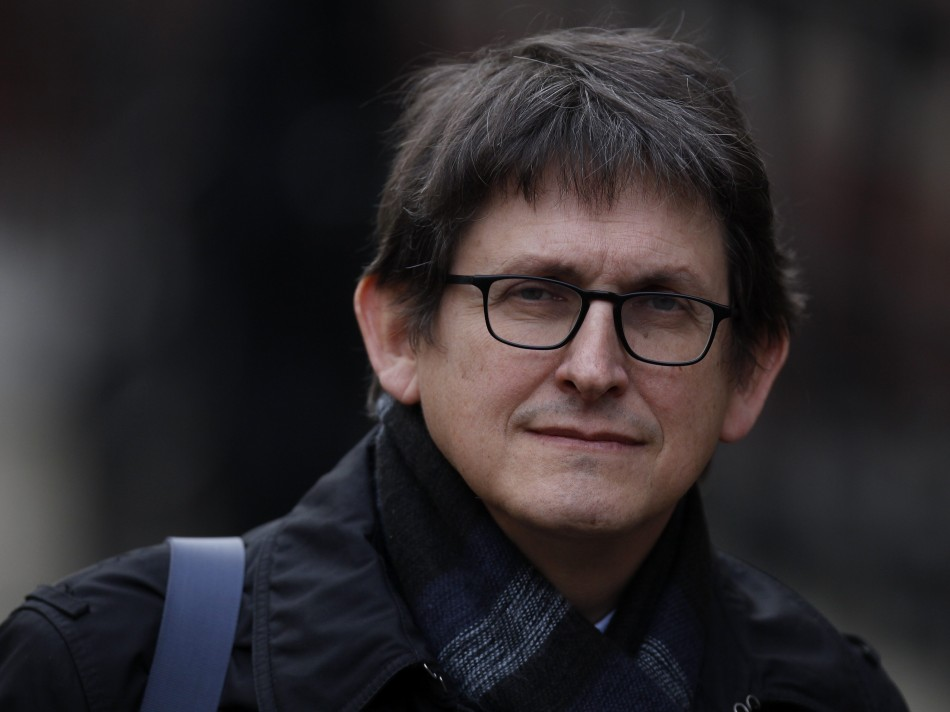 Alan Rusbridger editor Guardian reveals forced destroy two Edward Snowden Laptops