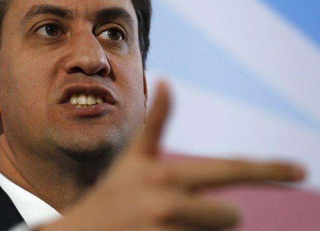 What's the point? Labout supporters unhappy with Ed Miliband
