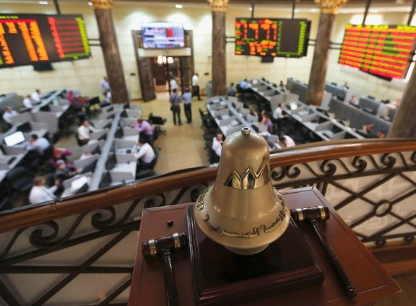 Egypt's stock index ended a three day losing rally (Photo: Reuters)