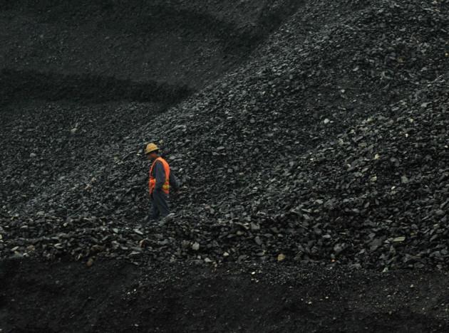 china opencast mine