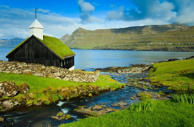 20% of Faroe Islands GDP is derived from fishing and related industries (Photo: http://www.faroeislands.fo/)