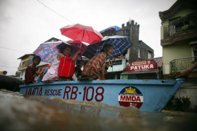 Philippines heavy rains