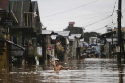 Philippine flooding