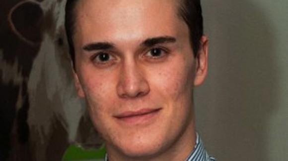 Moritz Erhardt, who died during a internship at Merrill Lynch bank