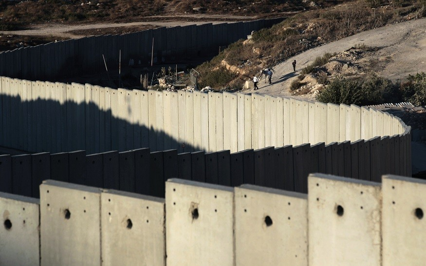 Like a maze: Israel and Palestine preparing for fresh peace talks PIC: Reuters