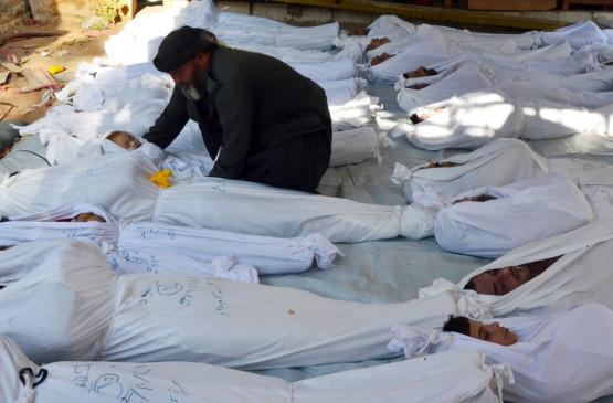 Syria nerve gas