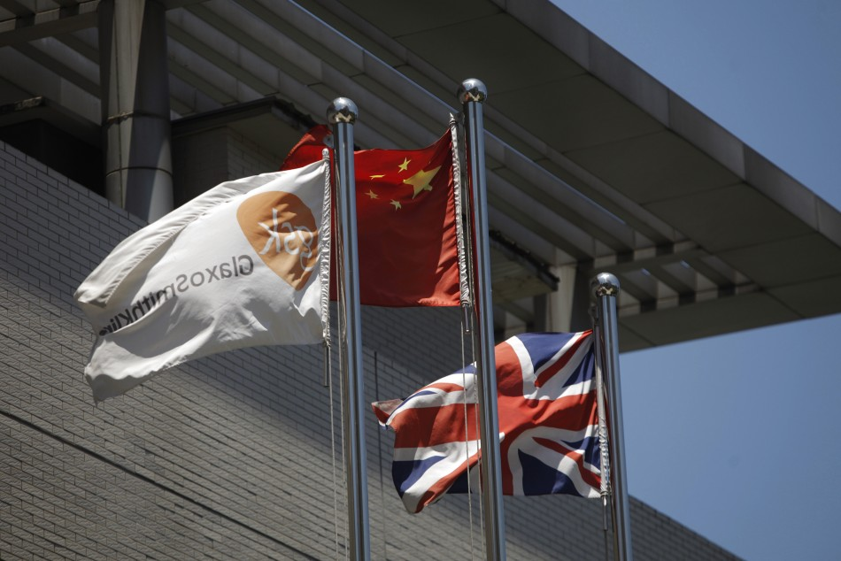 Chinese authorities arrest British national Peter Humphrey.