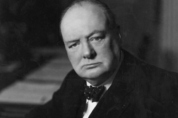 Winston Churchill's speeches were failures, claims Prof Richard Toye