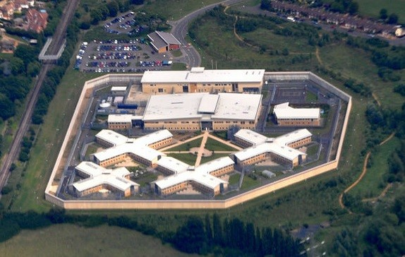 The woman was found following an unannounced visit to HMP Bronzefield  (Wiki Comms)