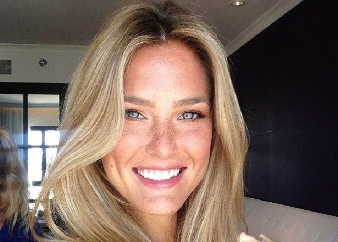 Bar Refaeli Israel waters