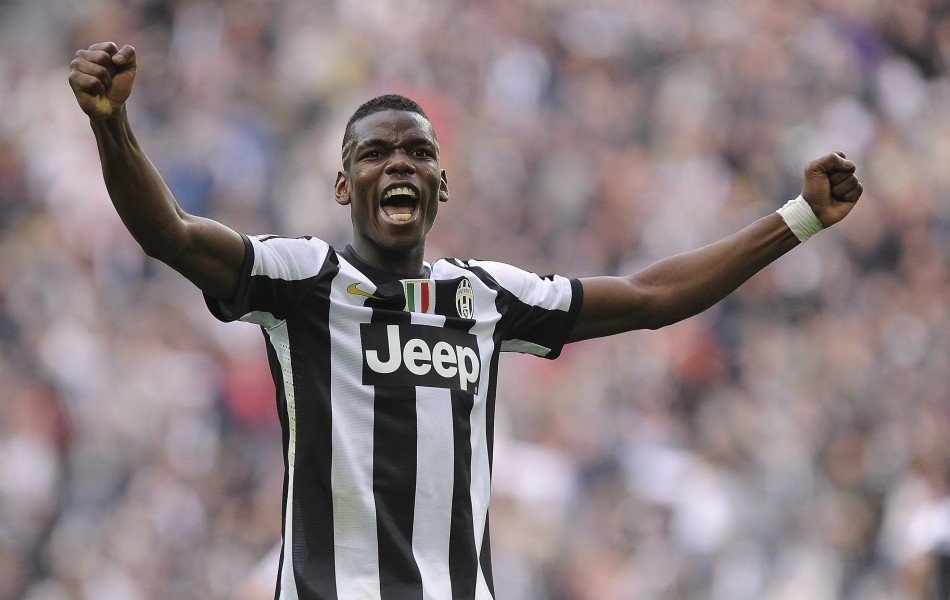 Pogba enjoyed a successful first season with Juventus.