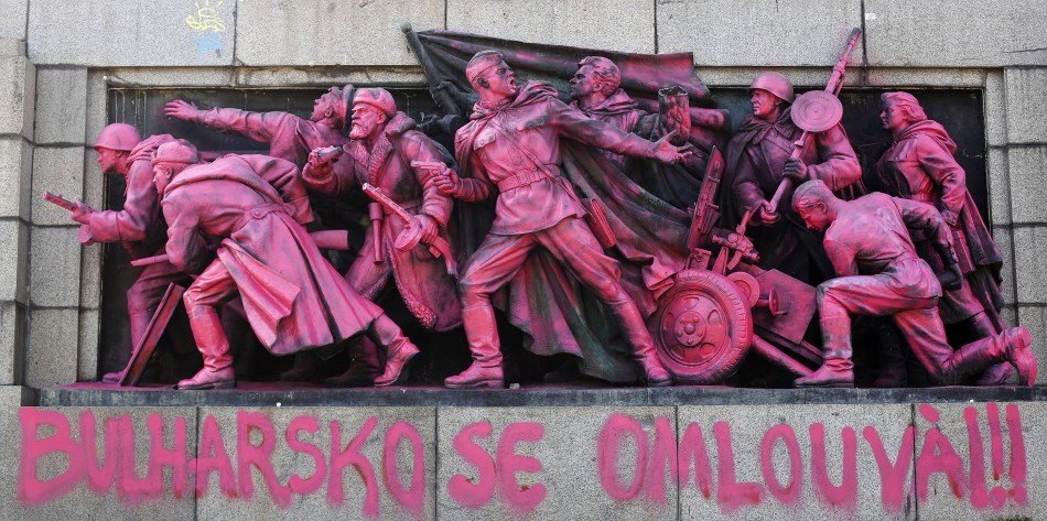Apology in Sofia for crushing of Prague Spring by Soviet forces