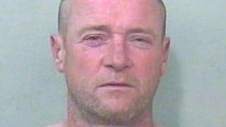 Geoffrey Ryan pleaded guilty to one count of affray and two of possessing an offensive weapon (Essex Police)