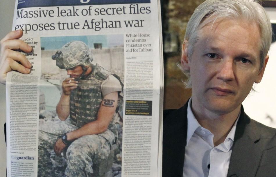 Assange Manning sentence