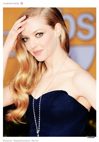 Amanda Seyfried or Megan Fox as Gideon Cross' Eva Trammel in TV's 'Crossfire' Series?