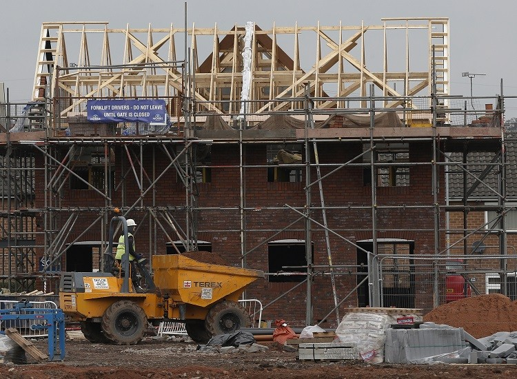 UK housebuilding