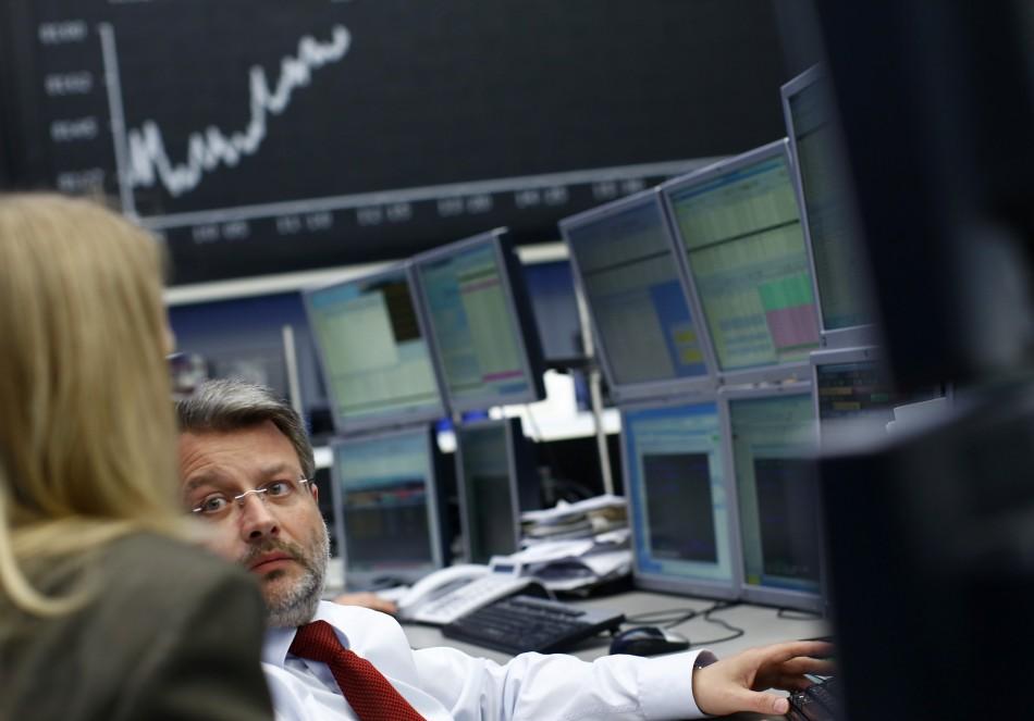 European markets rise on 22 August